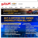 Bill Kay Chevrolet reviews and complaints
