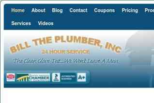 Bill The Plumber reviews and complaints