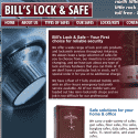Bills Lock And Safe reviews and complaints