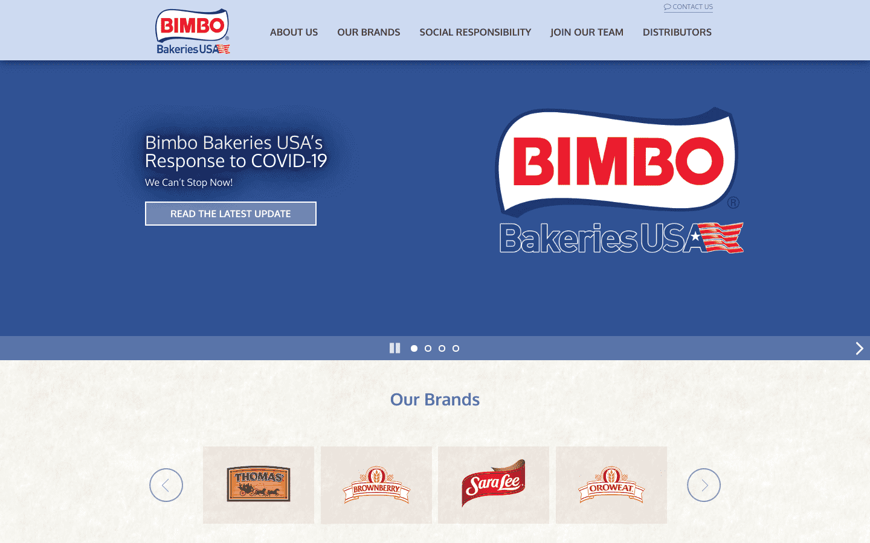 Bimbo Bakeries Usa reviews and complaints