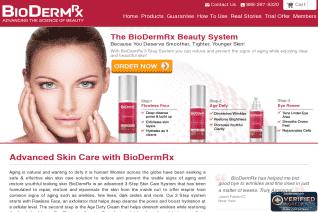 BioDermRx reviews and complaints