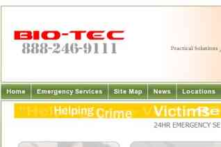 BioTec Emergency Services reviews and complaints