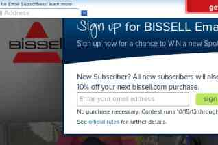 Bissell reviews and complaints