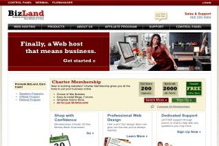 Bizland reviews and complaints