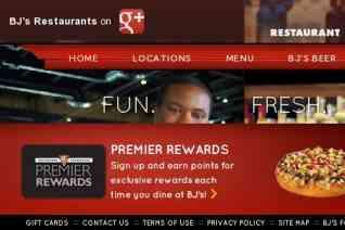 Bjs Restaurant reviews and complaints