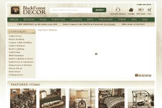 Black Forest Decor reviews and complaints