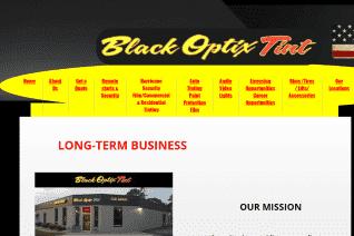 Black Optix Tint reviews and complaints