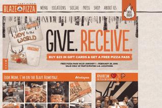 Blaze Pizza reviews and complaints