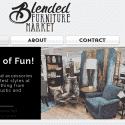 Blended Furniture Market