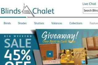 Blinds Chalet reviews and complaints