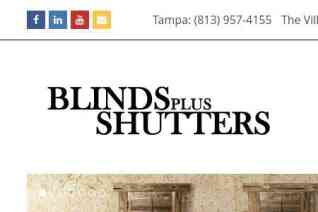 Blinds Plus Shutters reviews and complaints