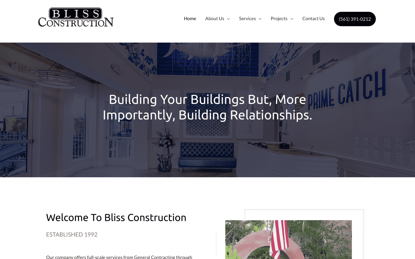 Bliss Construction reviews and complaints