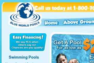 Blue World Pools reviews and complaints