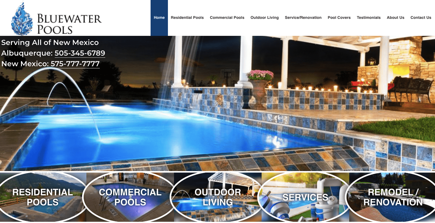 Bluewater Pools reviews and complaints