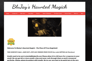 Blujays Haunted Magick reviews and complaints