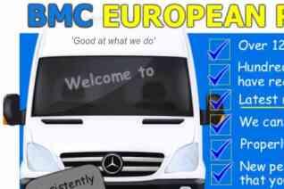 BMC European Removals reviews and complaints