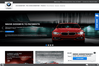 BMW Of Vista reviews and complaints