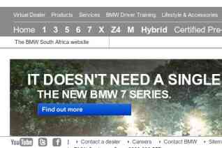 BMW South Africa reviews and complaints