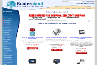 Boatersland Marine reviews and complaints