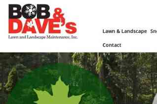 Bob and Daves Lawn and Landscape reviews and complaints