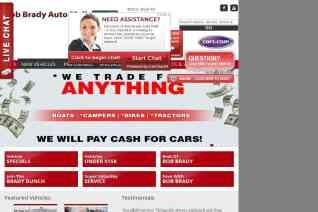 Bob Brady Auto Mall reviews and complaints