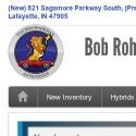 Bob Rohrmans Honda