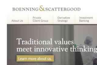 Boenning Scattergood reviews and complaints