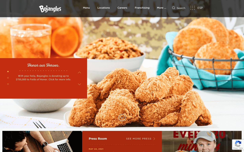 Bojangles reviews and complaints