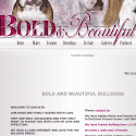 Bold and Beautiful Bulldogs reviews and complaints