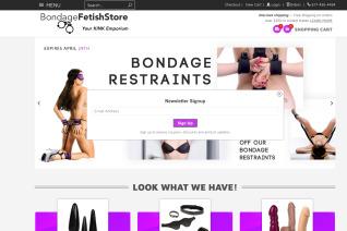 Bondage Fetish Store reviews and complaints