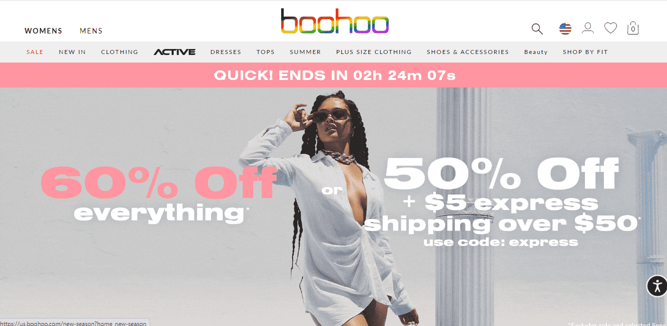 Boohoo reviews and complaints