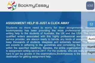 BookmyEssay reviews and complaints