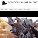 Boolicious All Natural Dog Treats