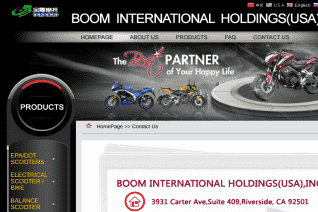 Boom International Holdings reviews and complaints