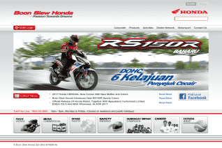 Boon Siew Honda reviews and complaints