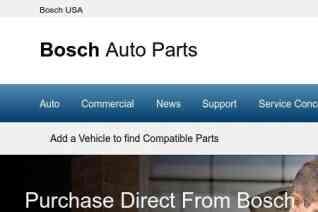 Bosch Auto Parts reviews and complaints