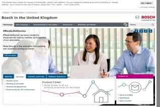 Bosch Uk reviews and complaints