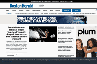 Boston Herald reviews and complaints