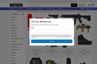 Botach Tactical reviews and complaints