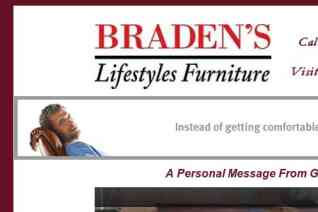 Bradens Furniture reviews and complaints