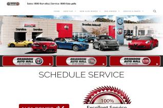 Brandon Auto Mall Alfa Romeo Fiat reviews and complaints