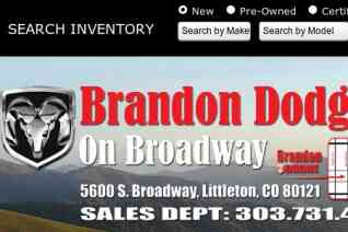 Brandon Dodge on Broadway reviews and complaints