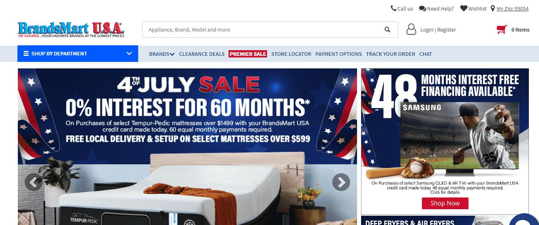 BrandsMart USA reviews and complaints