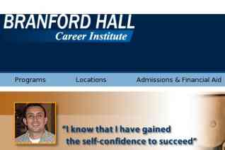 Branford Hall Career Institute reviews and complaints