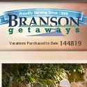 Branson Getaways reviews and complaints