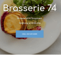 Brasserie 74 reviews and complaints