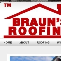 Brauns Roofing reviews and complaints