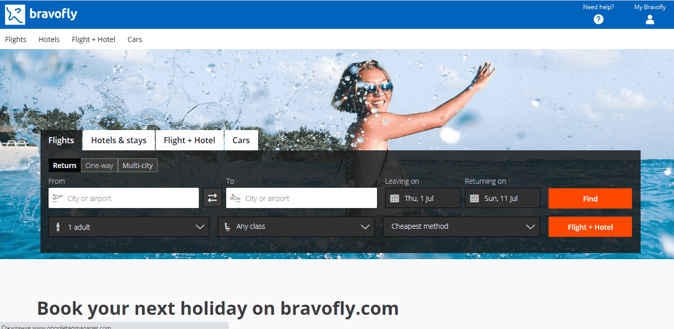 Bravofly reviews and complaints
