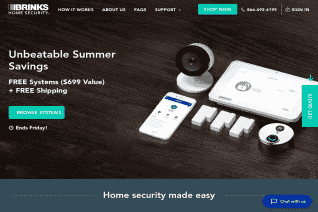 Brinks Home Security reviews and complaints