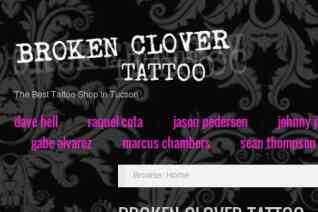 Broken Clover Tattoo reviews and complaints